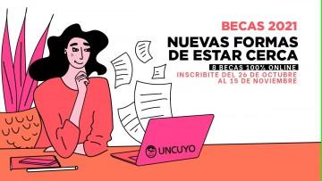 Convocatoria Becas Estudiantes 2021