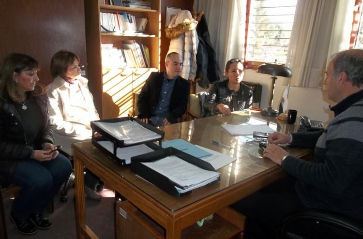 Becario del Programa Escala  de la AUGM realiza su estancia  de investigación en el Archivo General de la Provincia de Mendoza