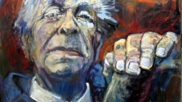 """Conferencia """"Borges desde la Teoría Artefactual. Por una lógica dinámica de la ficción"""""""