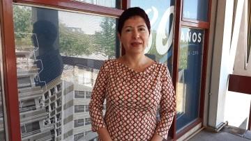 """""""Estudiar el náhuatl y el purépecha fue como volver a mi origen"""""""