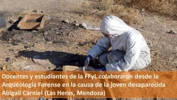 imagen que ilustra noticia FFyL colabora con la Unidad Fiscal de Homicidios y Violencia Institucional