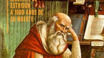 """Conferencia on line  """"Jerónimo de Estridón. A 1600 años de su muerte"""""""