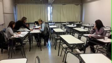 Se realizó con éxito la primera toma del examen CELU