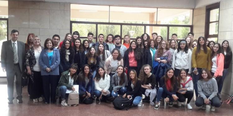 Estudiantes del  DAD rindieron examen de competencia lingüística de Inglés
