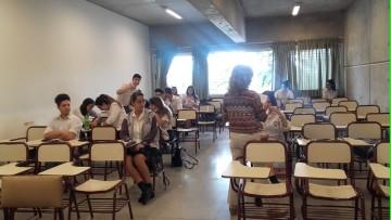Estudiantes del ICEI rindieron examen de competencia lingüística de Inglés