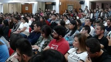 Estudiantes de primer año se informaron sobre el Programa de Actividad Física Saludable (PAFS) de la UNCuyo