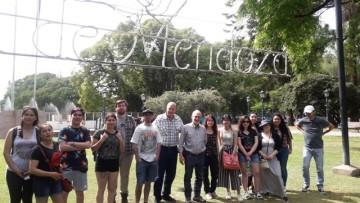 Visita de Docentes y alumnos de la Universidad del Bío Bío a FFyL