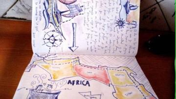 El libro de la EDIFYL que relata historias desde África