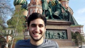 "De Mendoza a Rusia: FFyL tiene un representante ""mundial"""