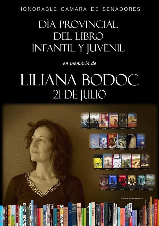 Homenaje a Liliana
