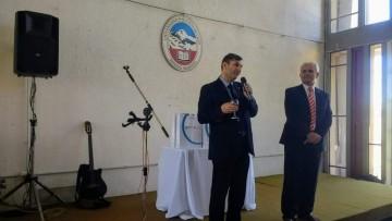 Se entregaron reconocimientos a destacadas autoridades de FFyL