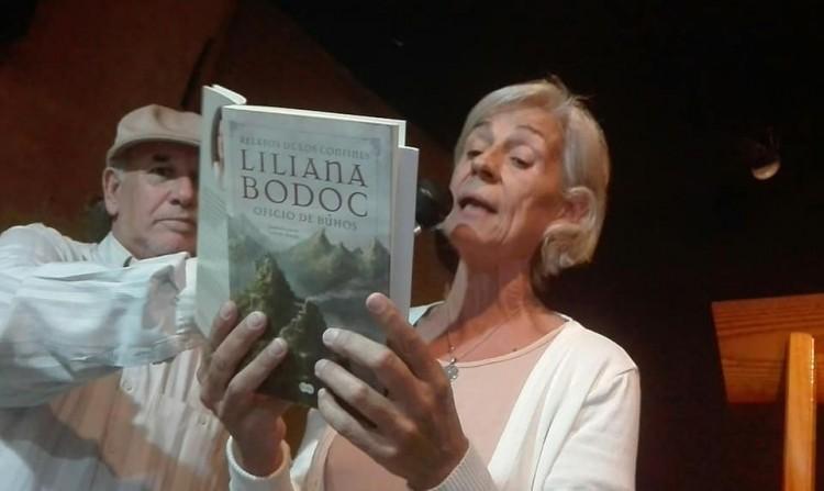 Silvia Chiavetta participará de la ronda lectora de FFyL