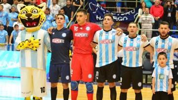 Felicitaciones Agustín López, campeón mundial