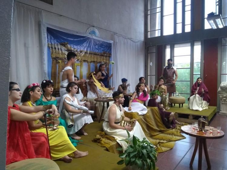Festejo multicultural en la Noche de las Letras