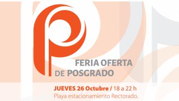 imagen que ilustra noticia La Facultad estará presente en la Feria de Posgrado de nuestra Universidad