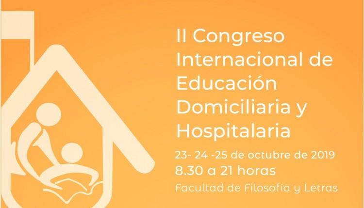 Plazo para la entrega de resúmenes del Congreso Internacional de Educación Domiciliaria y Hospitalaria
