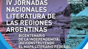 imagen que ilustra noticia Se realizarán jornadas nacionales sobre literatura de las regiones argentinas