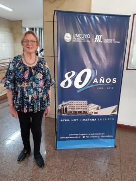 Dra. Alcira Bonilla (1era. Parte)