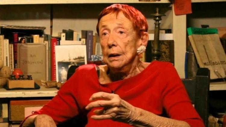 La escritora Angélica Gorodischer será Honoris Causa de la UNCUYO