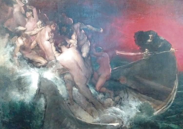 """Curso """"La tensión entre filosofía y poesía: acerca de la imagen en Platón y Lucrecio"""""""