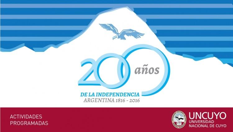 Actividades programadas por el Bicentenario de la Independencia Argentina