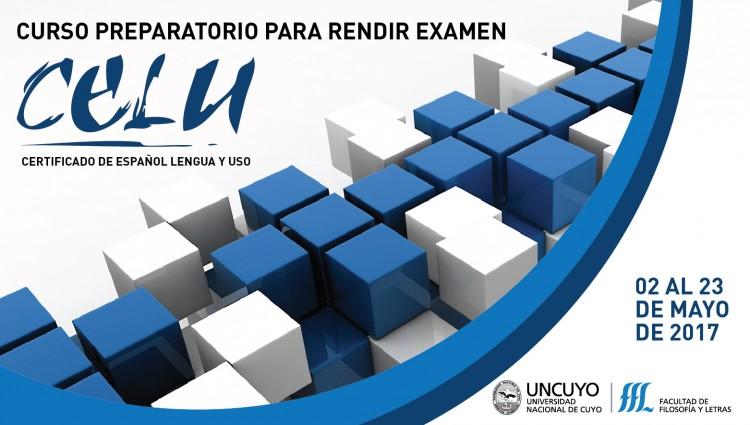 Curso preparatorio para rendir examen CELU