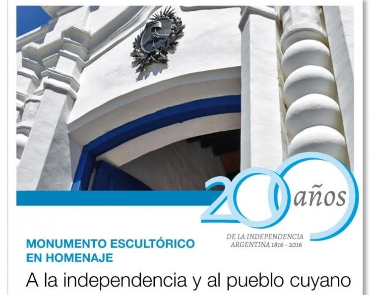"""Concurso Monumento Escultórico en Homenaje  """"A la Independencia y al Pueblo Cuyano"""""""
