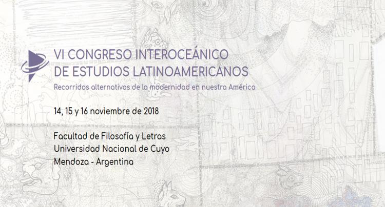 Una nueva edición del Congreso Interoceánico de Estudios Latinoamericanos