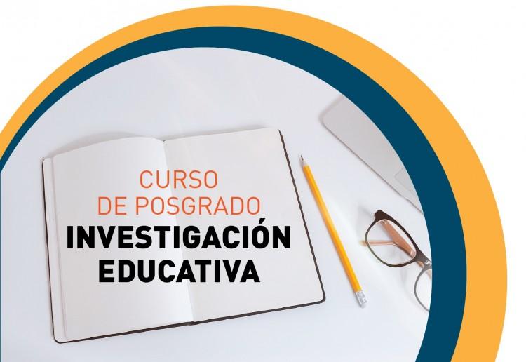 Realizarán curso de posgrado sobre investigación educativa