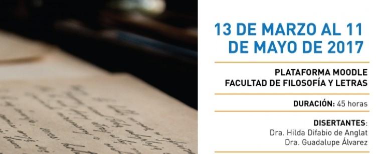 Taller virtual Estrategias para la producción del discurso académico en el doctorado en Ciencias de la Educación