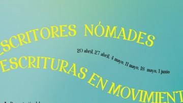 "Curso ""Escritores nómades, escrituras en movimiento"""