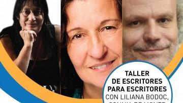 imagen que ilustra noticia Liliana Bodoc, Sonnia de Monte y Juan López darán un taller para escritores