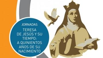 Presentación de resúmenes de ponencias para jornadas sobre Teresa de Jesús