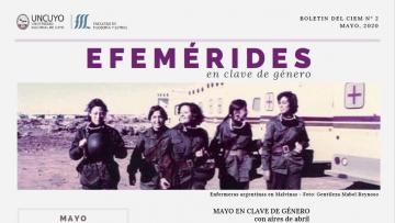 Mayo, pleno de reivindicaciones femeninas y de género