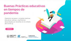 Presentación: Buenas prácticas educativas en tiempos de pandemia