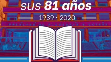 81 º ANIVERSARIO DE LA FACULTAD DE FILOSOFÍA Y LETRAS