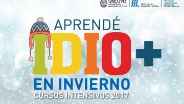 Reprogramación del inicio de los cursos de Idiomas en Invierno: 31 de julio
