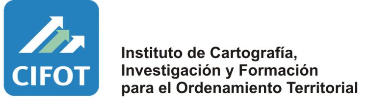 Instituto de Cartografía, Investigaciones y Formación para el Ordenamiento Territorial (CIFOT)