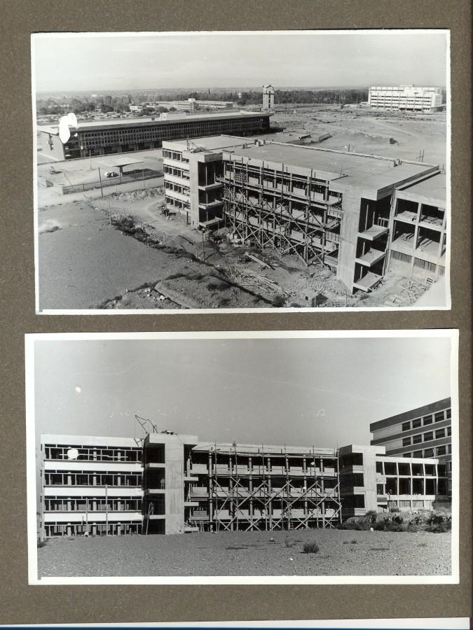 Construcción de edificio (1972)