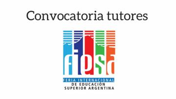 Convocan a tutores para Feria de Educación Superior en Argentina