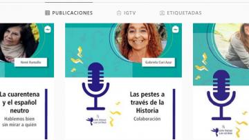 """En Julio, el programa radial de FFyL dijo """"¡Presente!"""" con la colaboración de destacadas docentes de la la facultad"""
