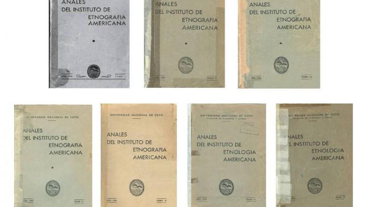 Arqueología: 80 años de los Anales del Instituto de Etnografía