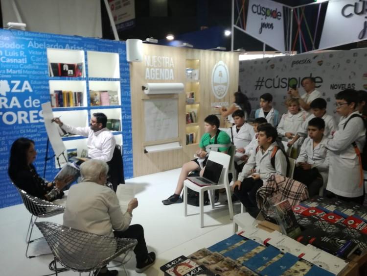 EDIFyL en la Feria Internacional del Libro