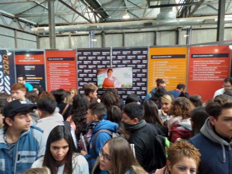 Expo educativa en Mendoza