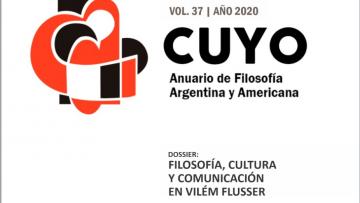 Nuevo número de Cuyo – Anuario de Filosofía Argentina y Americana