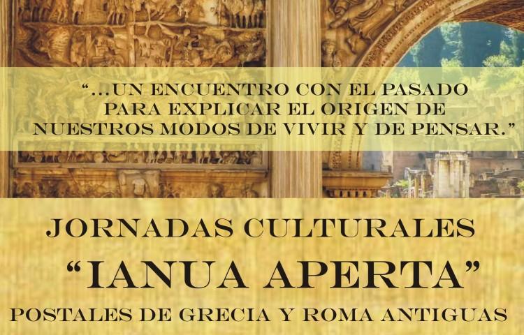 Analizarán la cultura grecorromana en unas jornadas
