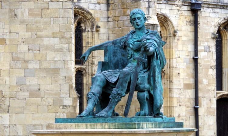 Curso de posgrado Las reformas económicas y administrativas de la dinastía constantiniana y el futuro del imperio romano