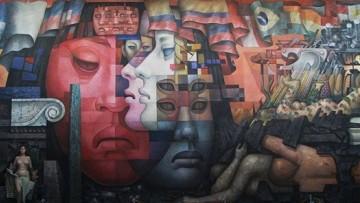 "Conferencia ""De la querella de la conquista a la interculturalidad"""