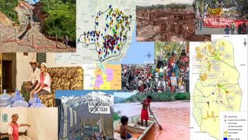 """Curso """"Conflictos ambientales/territoriales desde la perspectiva de la justicia ambiental, Minas Gerais (Brasil) Mendoza (Argentina)"""""""