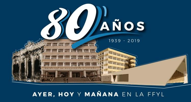 FFyL celebra sus 80 años